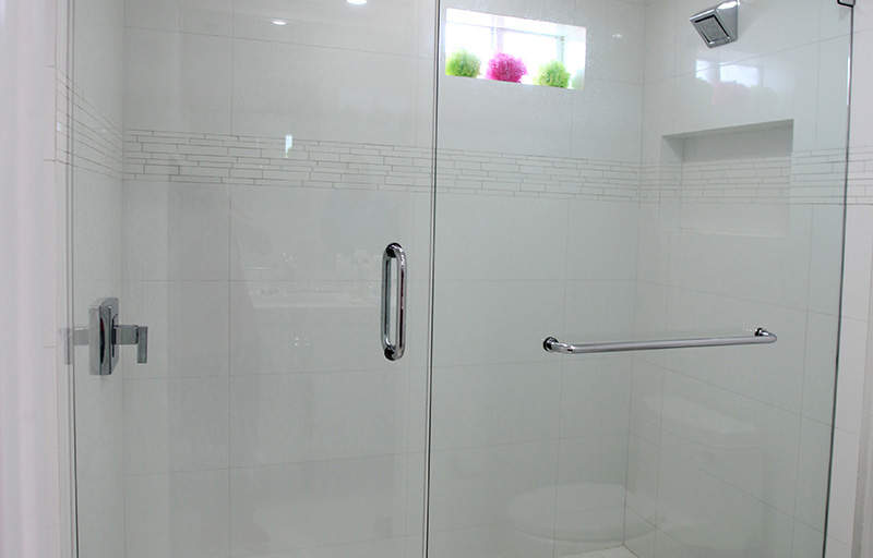 Glass Shower Door Repair And Replacement Services In McAllen TX - Bathroom glass door repair